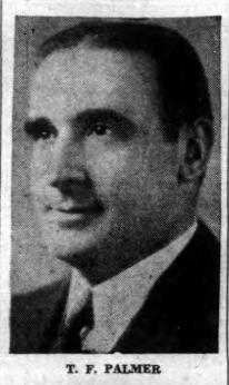 Thomas F Palmer