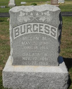 Milton M Burgess