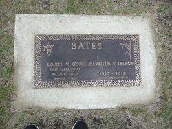 """Garfield """"Bayna"""" Bates"""