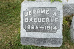 Jerome A Baeuerle