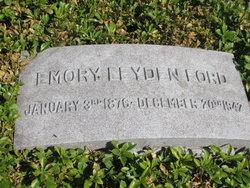 Emory Leyden Ford