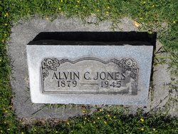 """Alvin Clarence """"Casey"""" Jones"""
