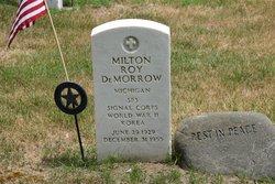 Milton Roy DeMorrow