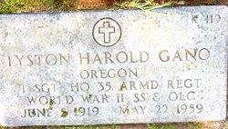 Lyston Harold Gano