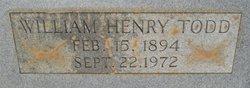 William Henry Todd