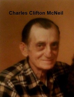 "Charles Clifton ""Cliff"" McNeil"