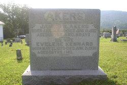 Evelene <I>Kennard</I> Akers