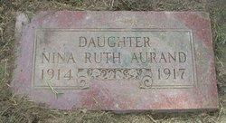 Nina Ruth Aurand