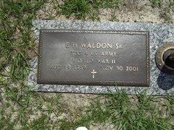 Ellie Hugh Waldon, Sr