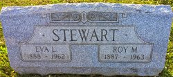 Eva Lavina <I>Cozad</I> Stewart