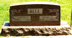 Bertha Elizabeth <I>Onken</I> Bell