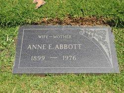 Anne E. Abbott