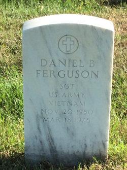 Daniel Bruce Ferguson