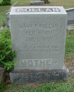 Mary Frances <I>Malone</I> Pollan