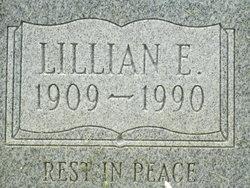 Lillian E. Jordan
