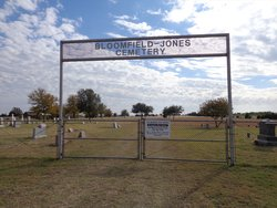 Bloomfield Jones Cemetery