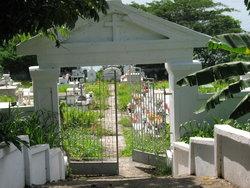 Cemeterio de Taboga