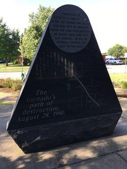 Plainfield Tornado Memorial