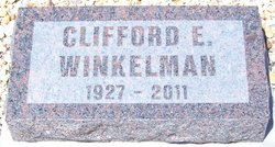 "Clifford E. ""Cliff"" Winkelman"