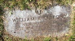 William A. Dumont