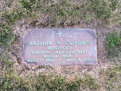 Arthur Wentworth Gordon