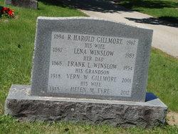 R. Harold Gillmore