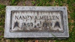 Nancy Arnett <I>Whitney</I> Mellen