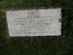 John M Costello