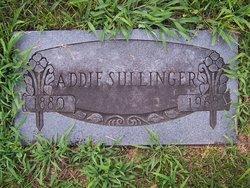 "Malinda Adaline ""Addie"" <I>Hitt</I> Sullinger"