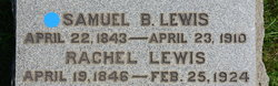 Samuel B. Lewis
