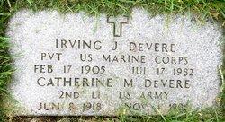 Irving J Devere