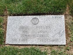 Paul L Feeley