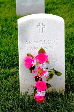 Arnold Clarence Amann