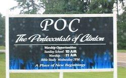 Pentecostals of Clinton Church Cemetery