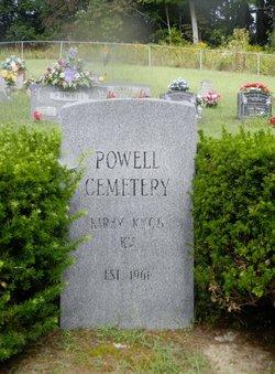 Powell Cemetery #1