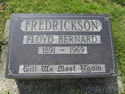 Floyd Bernard Fredrickson