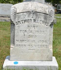Arthur Richardson Lewis
