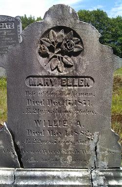 Mary Ellen <I>Thompson</I> Lakeman