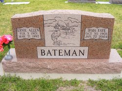 Ernie Allen Bateman