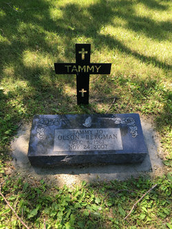 Tammy <I>Olson</I> Bergman