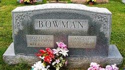 Pvt Angelo Bowman