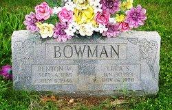 Benton W. Bowman