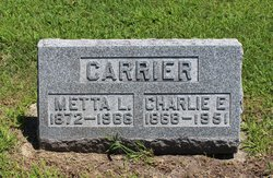 Metta L. <I>DeWees</I> Carrier