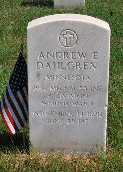 Andrew E Dahlgren
