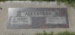 Edyth Annetta <I>Lundy</I> Alexander