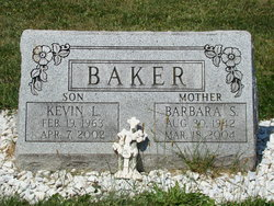 "Barbara S ""Barb"" <I>Daughenbaugh</I> Baker"