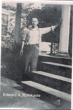 Edward A. Rohrkaste