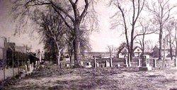 Moffatts Cemetery (defunct)