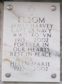 CPT James Harvey Elsom