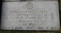Dorothy Lysle <I>Tobin</I> Slattery